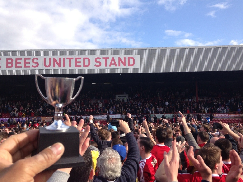 (VIDEO) Brentford promotion video Part 2 PREVIEW inc Benham and Warburton interviews