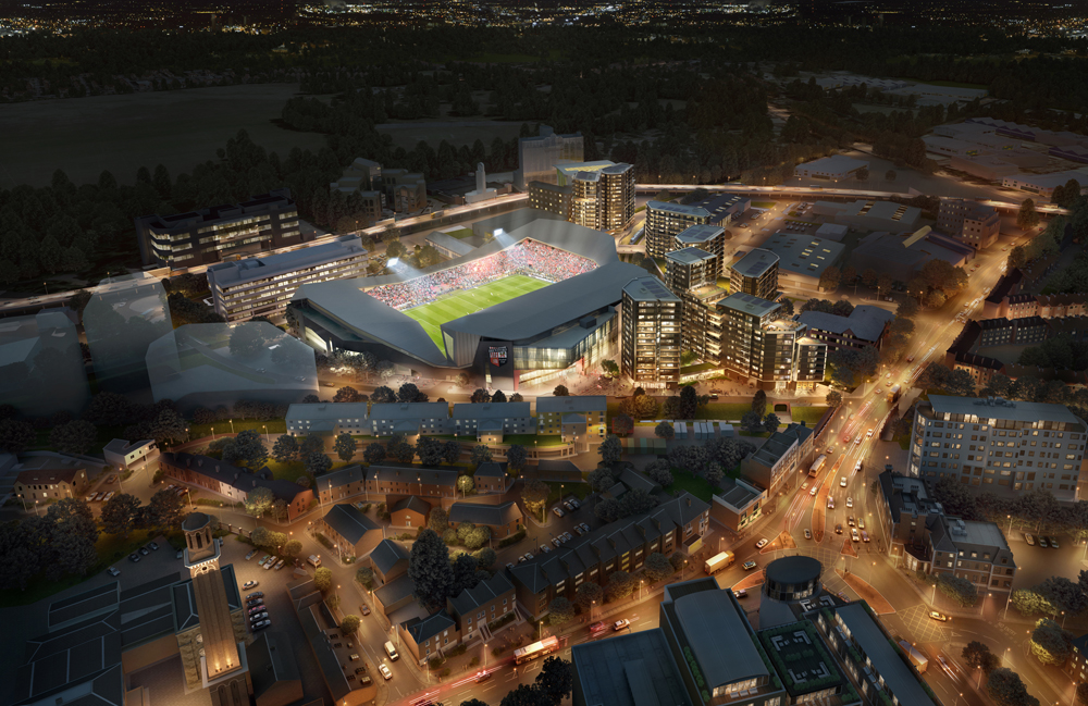 New Stadium Plan Amendments Released By Brentford