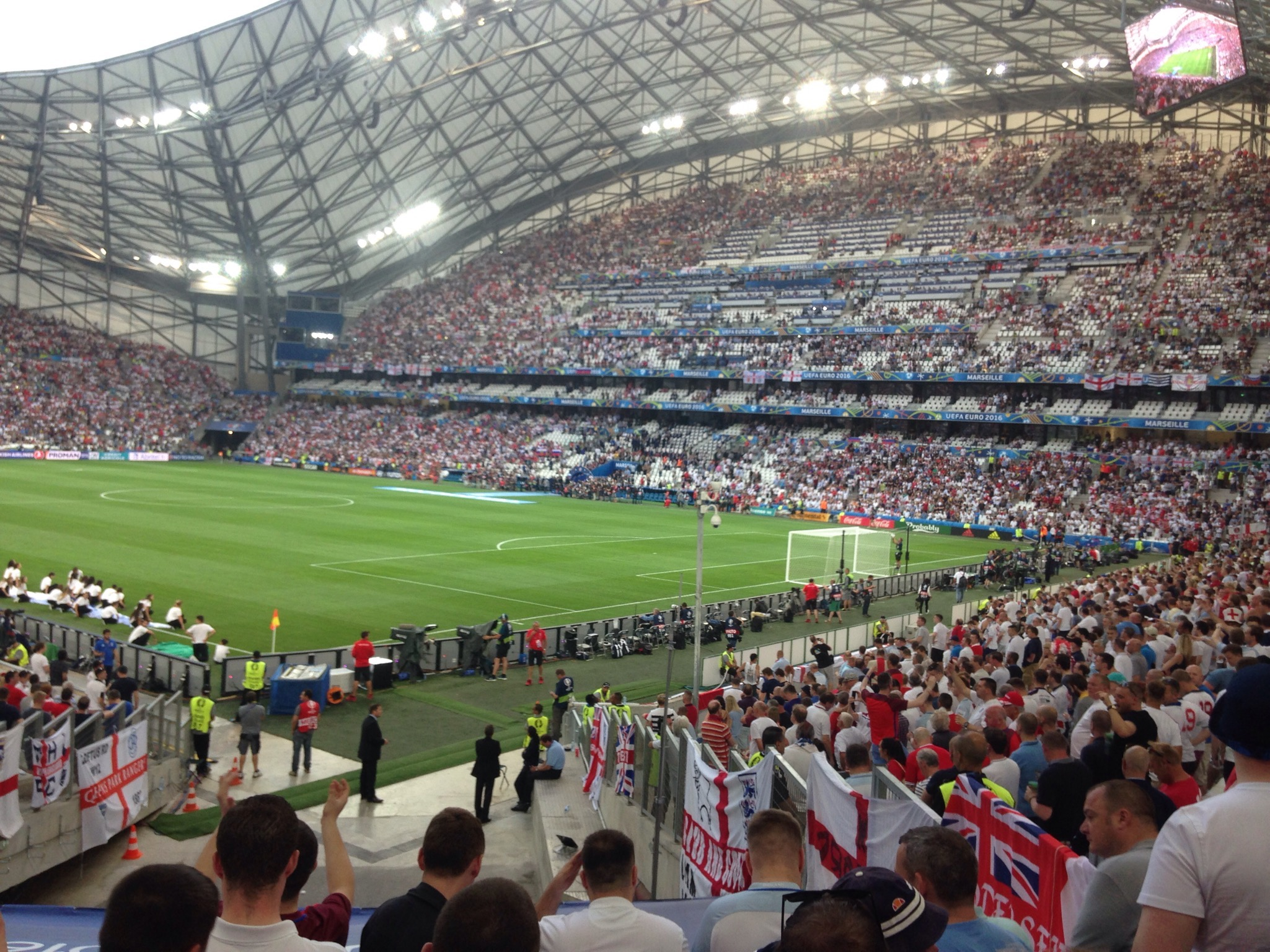 Euro2016 Podcast: Tales From The Riot Zone and The England v Russia Match