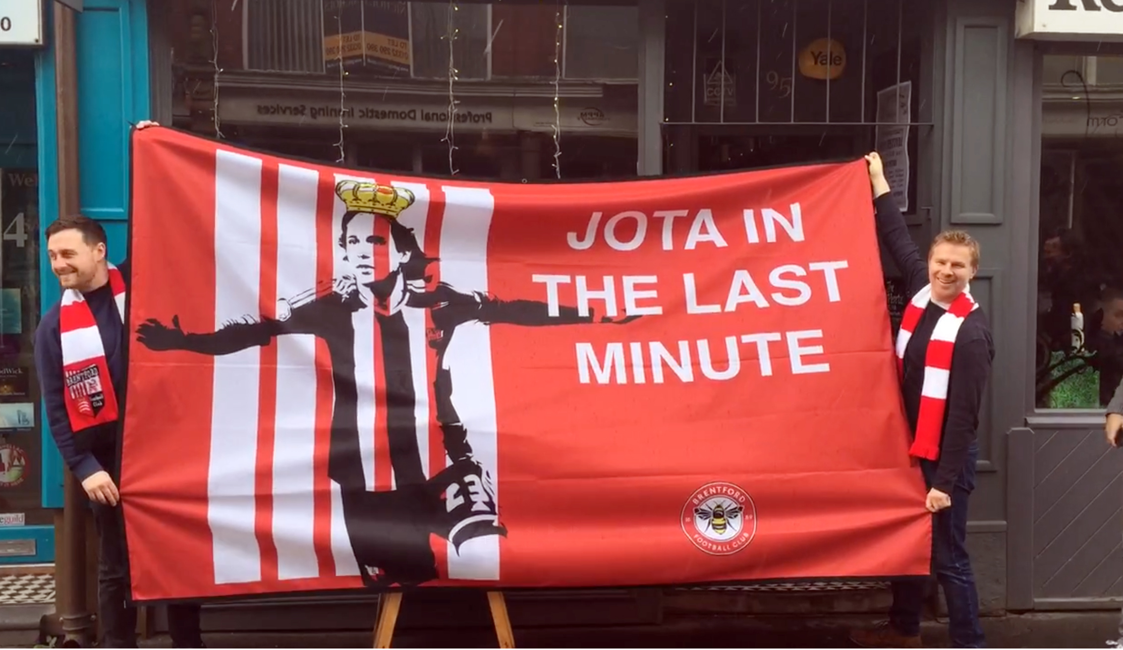 Jota Show Manners But Transfer Rumours Are Growing