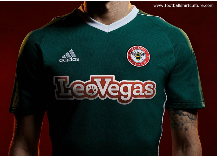 New Brentford Kit: Adidas Have Coughed Up A Greenie