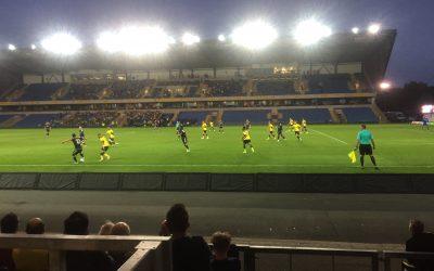 Jota Stars In Tricky Oxford Win – United 3 Brentford 4