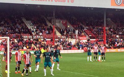 Bees Aint Got Saints Complaints – Brentford 2 Southampton 2