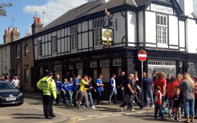 A Pub On Every Corner – Brentford's Best Known Fact Is True Again