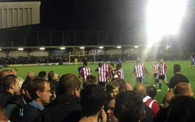 AFC Wimbledon 1 Brentford 3 – Extra Time Goals Finally See Bees Through (VIDEO & PODCAST)