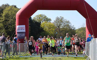 Run for Brentford In the Royal Parks Half Marathon