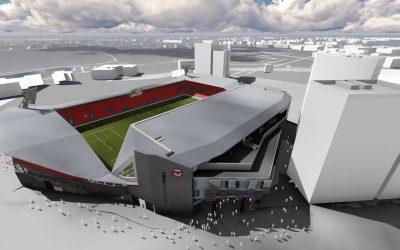 Benham Makes Personal Statement PLUS New Stadium Visuals