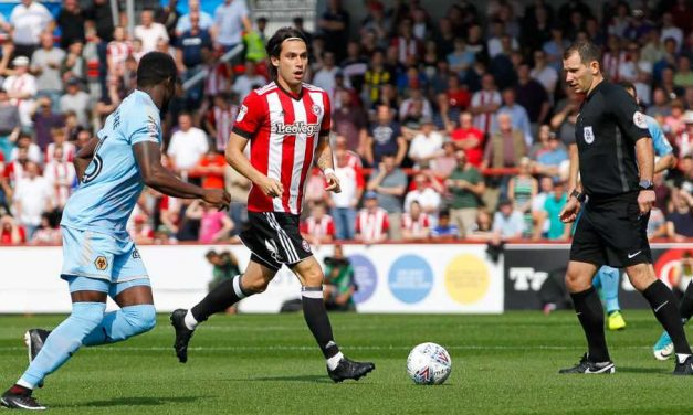 Jota Spotted In Fulham Talks. But Deal Is Below Brentford's £8m Valuation