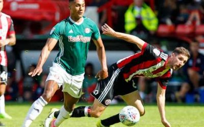 Bees Blunted by Battling Blades  – Sheffield Utd 1 Brentford 0