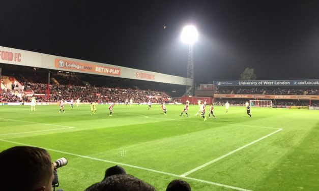 Ollie To The Rescue For One Sided Bees – Brentford 1 Derby County 1