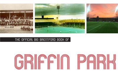 The Big Book Of Griffin Park – Get Your Name Printed