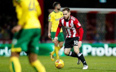 Battling Norwich Earn Full Points – Brentford 0 Norwich 1