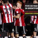 Five Go Mad In Brentford – Brentford 5 Birmingham 0 (VIDEO)
