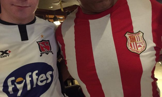 Bees Go Bananas In Dundalk. Brentford B-Team Special And Pre Preston North End Podcast