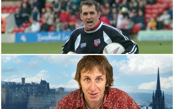Martin Allen and Ian Stone Interview Beesotted on LoveSport Radio (558 AM) pre-Burton Match