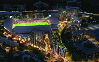 Brentford Start New Stadium Construction – Podcast From The Launch