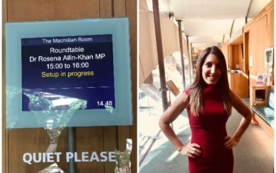Stand Up For Choice. Exclusive Podcast from The Fans' Standing Debate at The Houses Of Parliament With Dr Rosena Allin-Khan MP