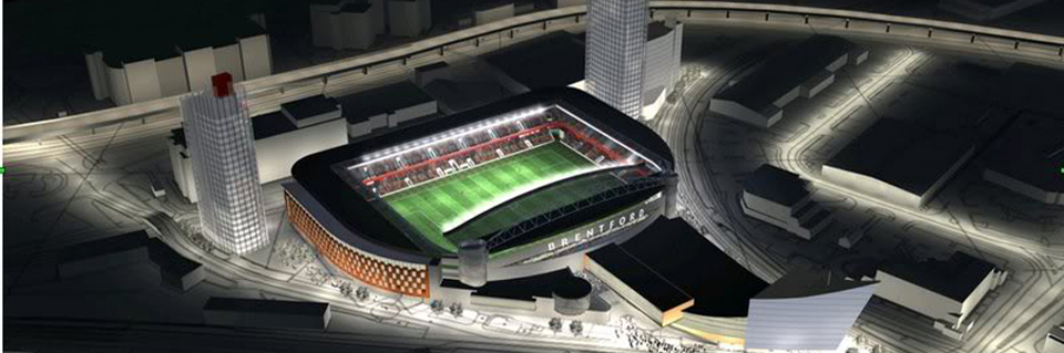 Will New Stadium Change Our DNA?