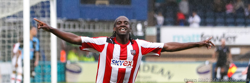 Donaldson's Double Trouble – Oldham 0 Brentford 2
