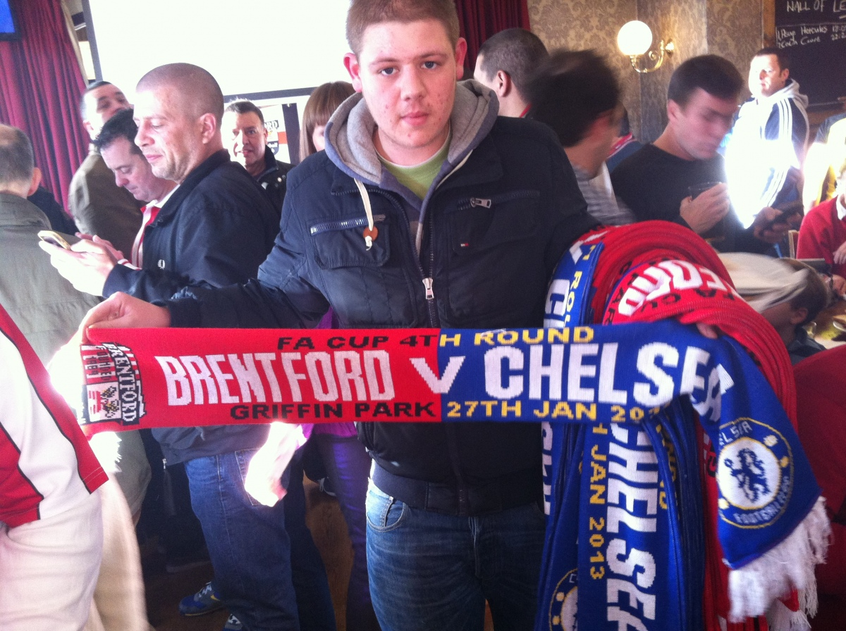 Chelsea v Brentford FA Cup Replay Photo Gallery – FA Cup 4th Round