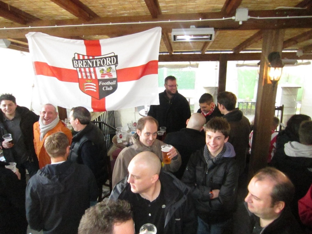 Pre-match drinking spots: Stevenage