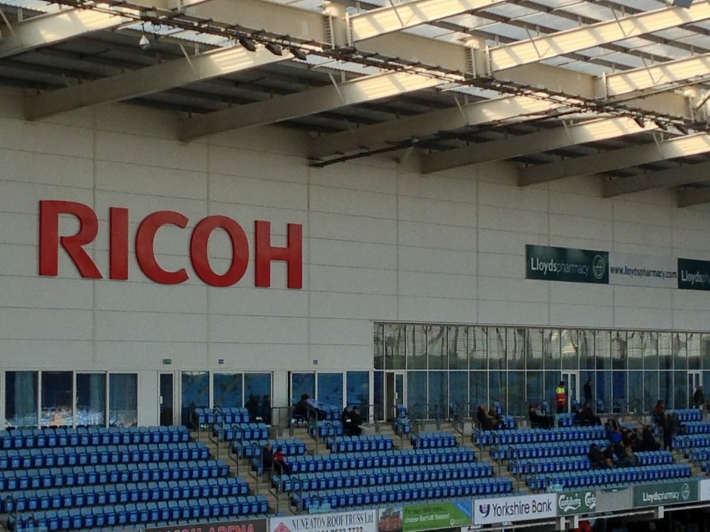 Ricoh-no… Not the play-offs again? Coventry 1 Bees 1 (incl video)