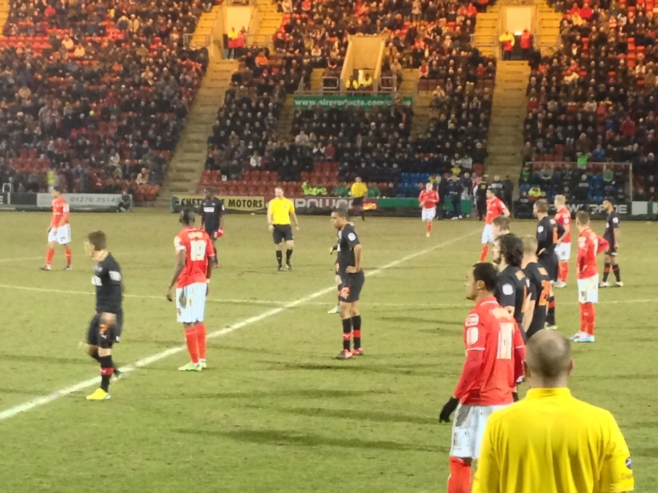 Brentford's promotion train chugs on from Crewe