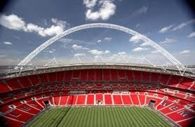 We need a bigger singing section at Wembley