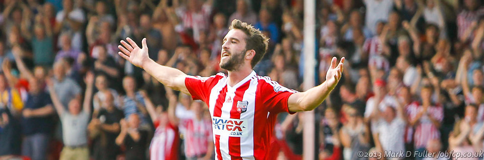 Brentford clearing the decks ahead of new arrivals?