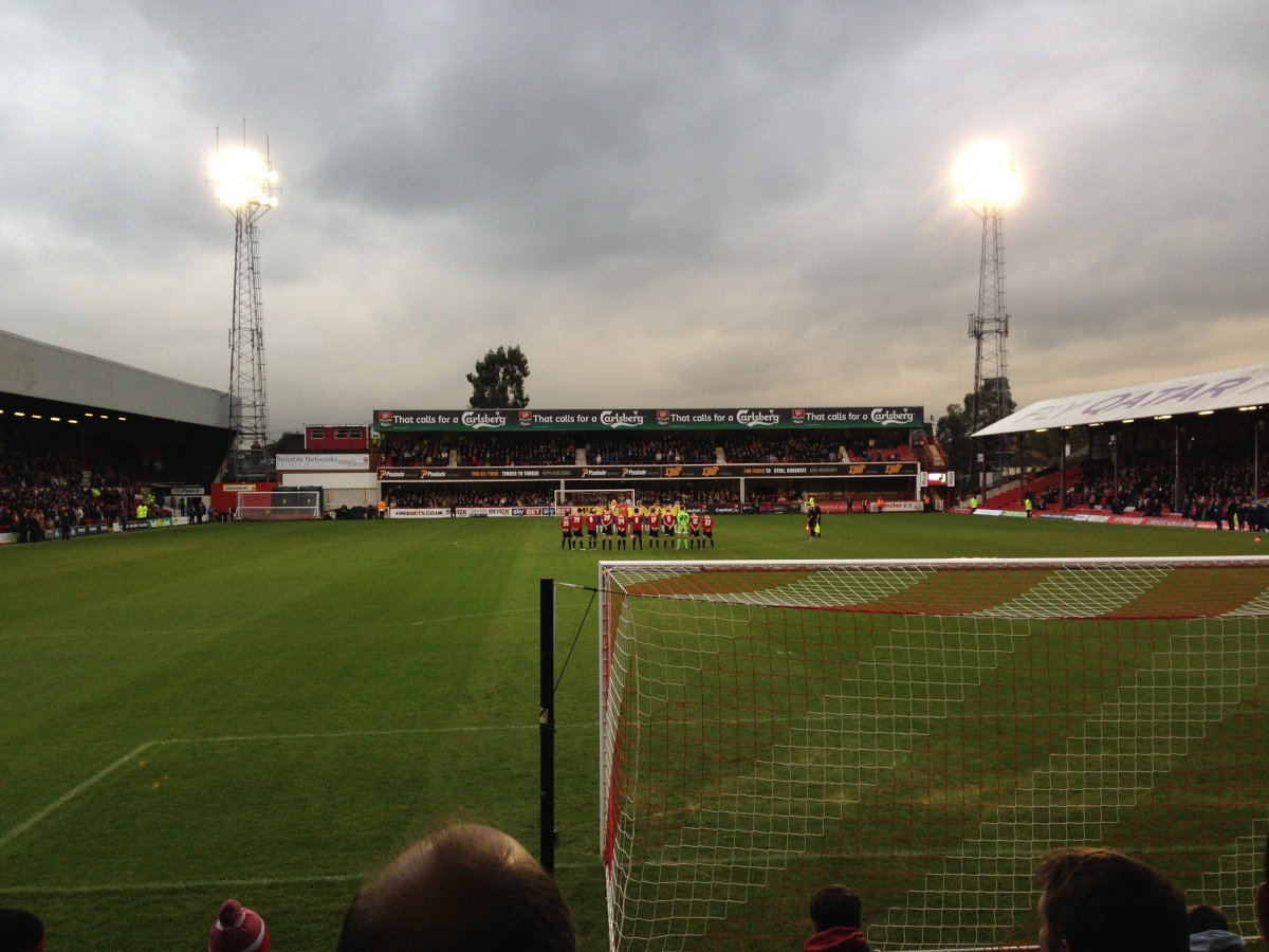 Brentford 5 Staines Town 0 – Bees In No Mood For Upsets (with video)