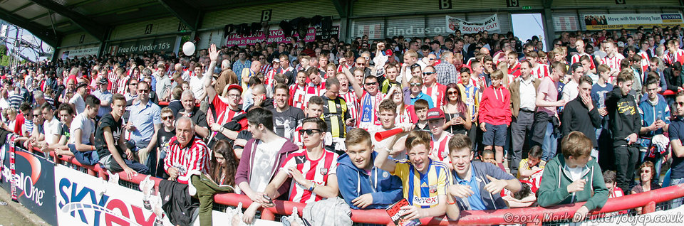 Passion needed at Griffin Park – apply within