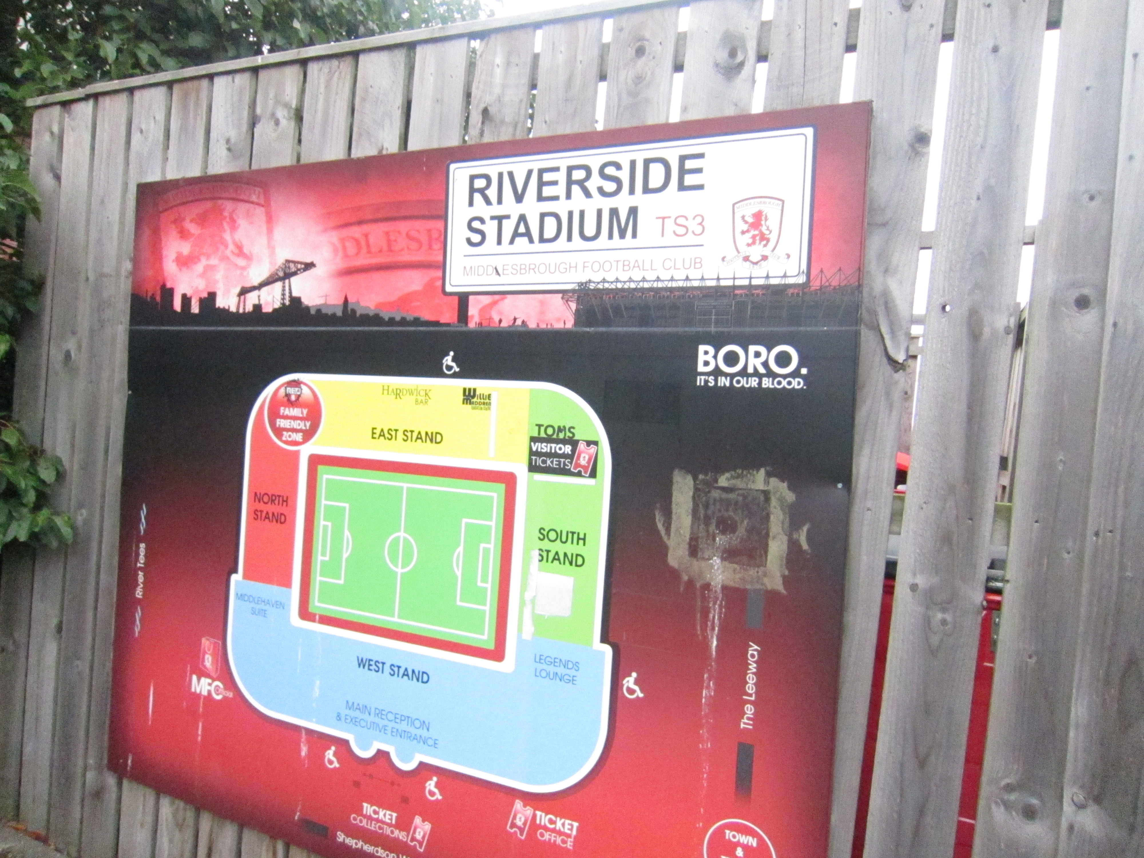 Bees Washed Up At The Riverside – Middlesboro 4 Brentford 0 (VIDEO)