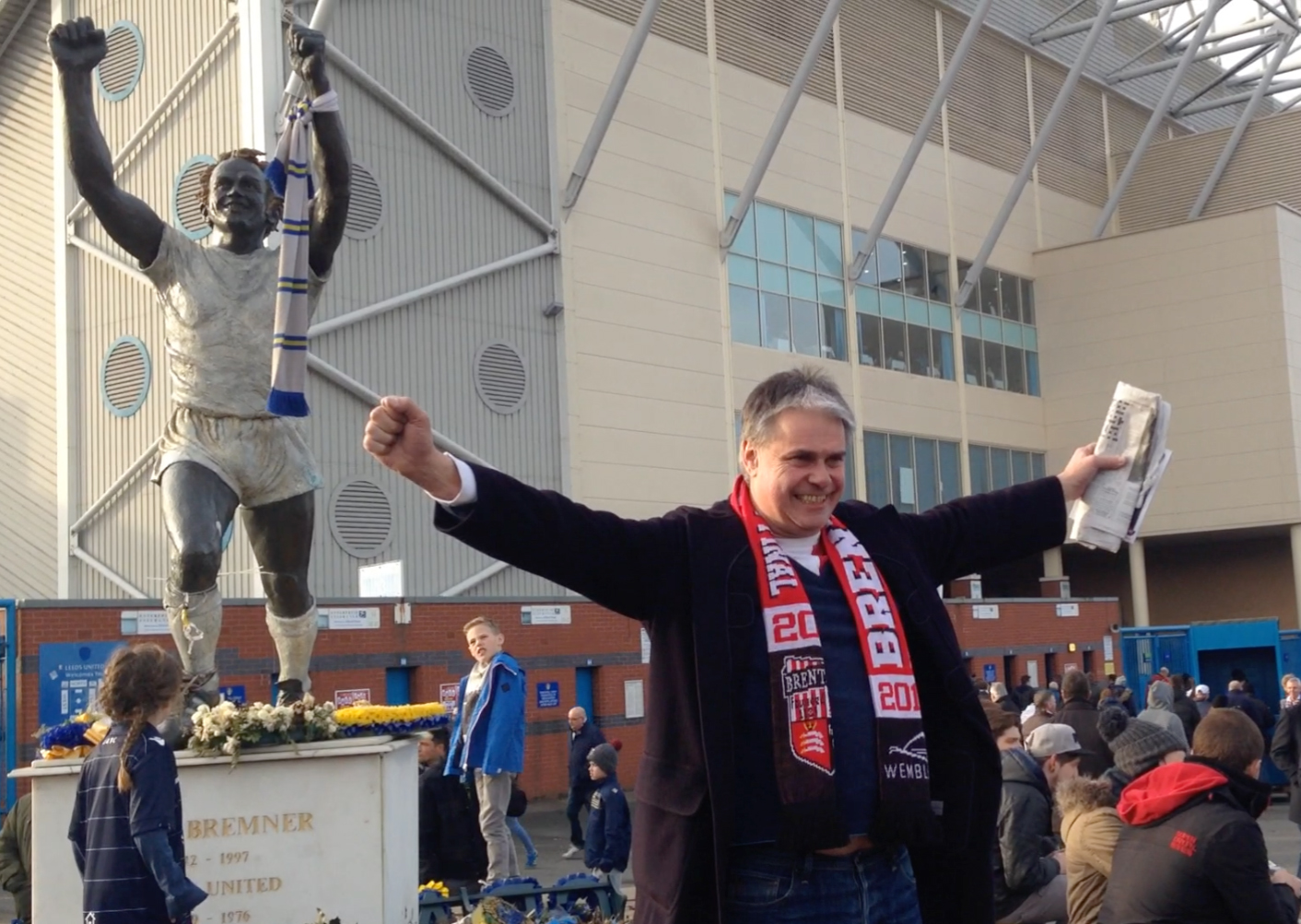 Leeds Astray: Brentford's Voyage Of Discovery
