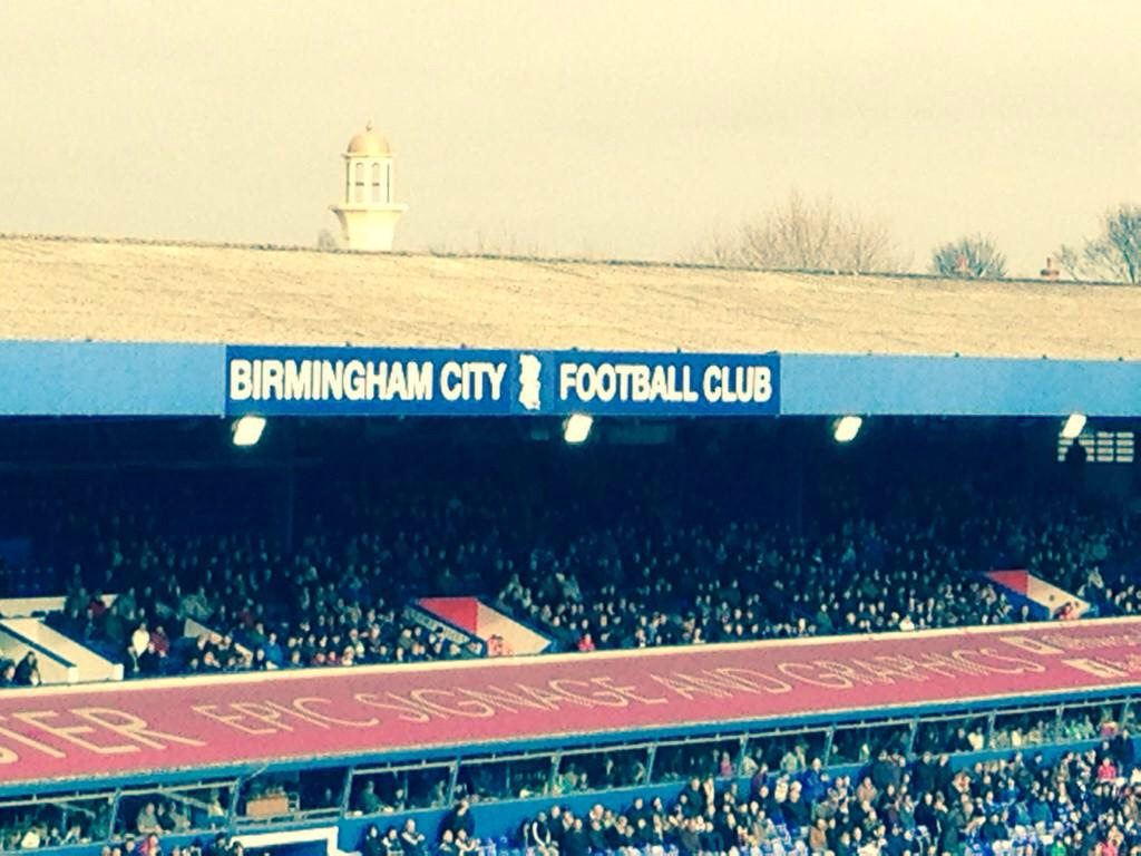 Flat Tired Bees Punctured By City: Birmingham 1 Brentford 0 (VIDEO)
