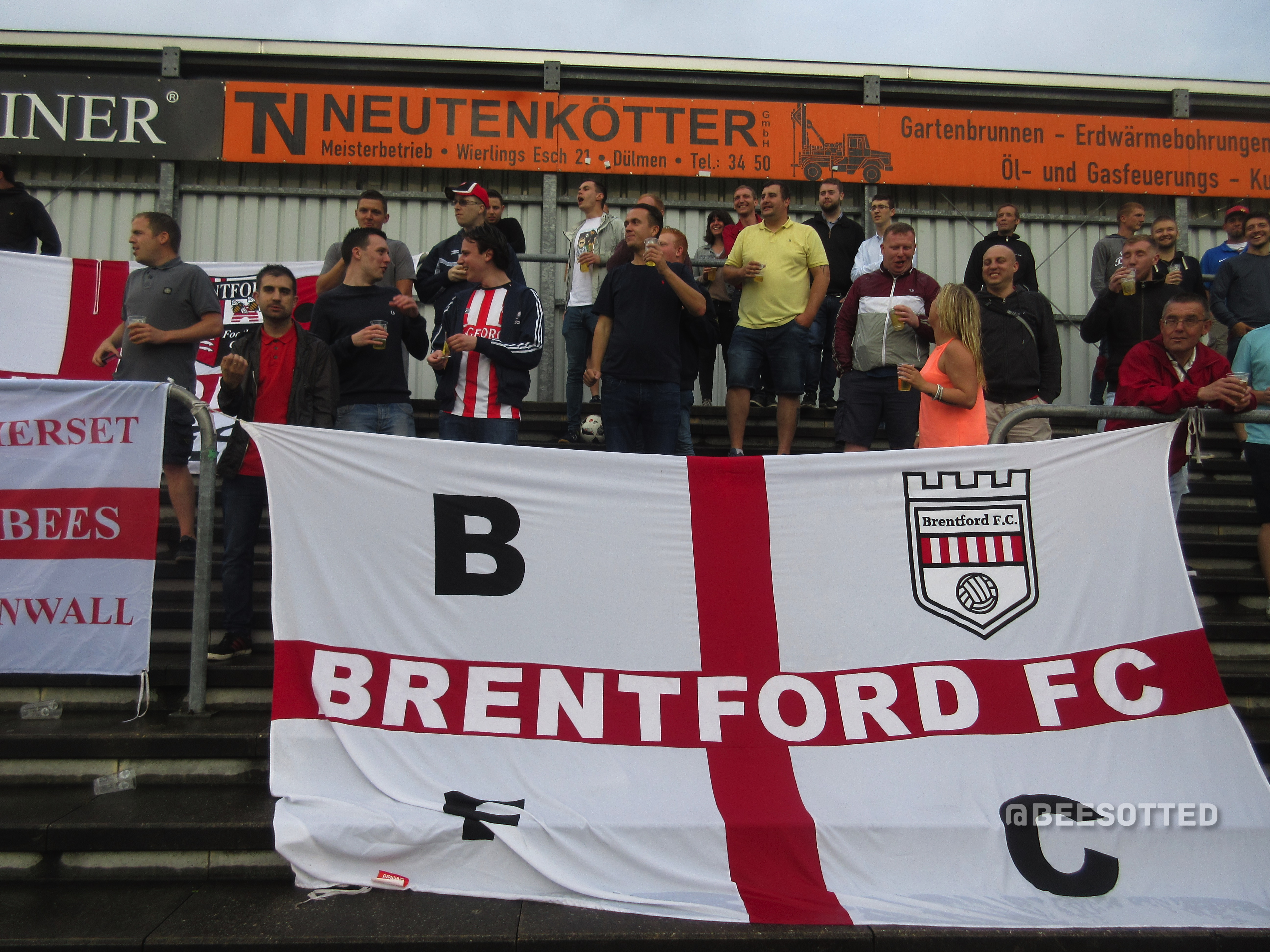 The Brentford News Round – German Win, McCormack Interest, Wolves Take-Over & Rivals' Done Deals