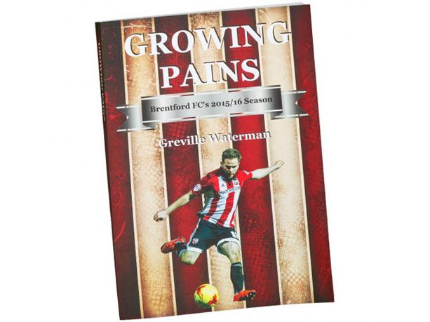 Brentford's 'Growing Pains' – New Book Out Now