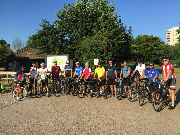 Brentford fans invited to join Prostate Cancer UK's London Club-Tour Cycle Ride