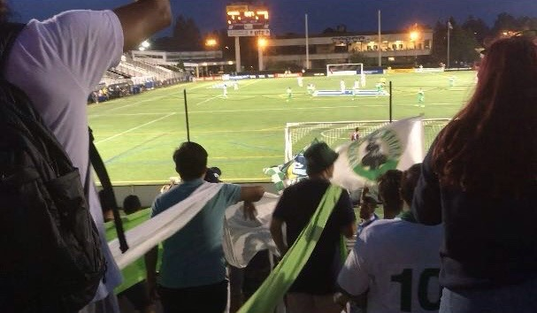 Lord LouCan – A Brentford Fan In New York: Vol 1 – New York Cosmos