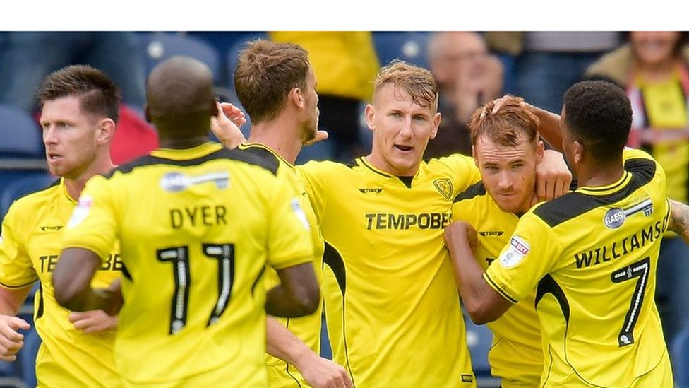 Burton preview: Brewers enjoying drinking at Championship table