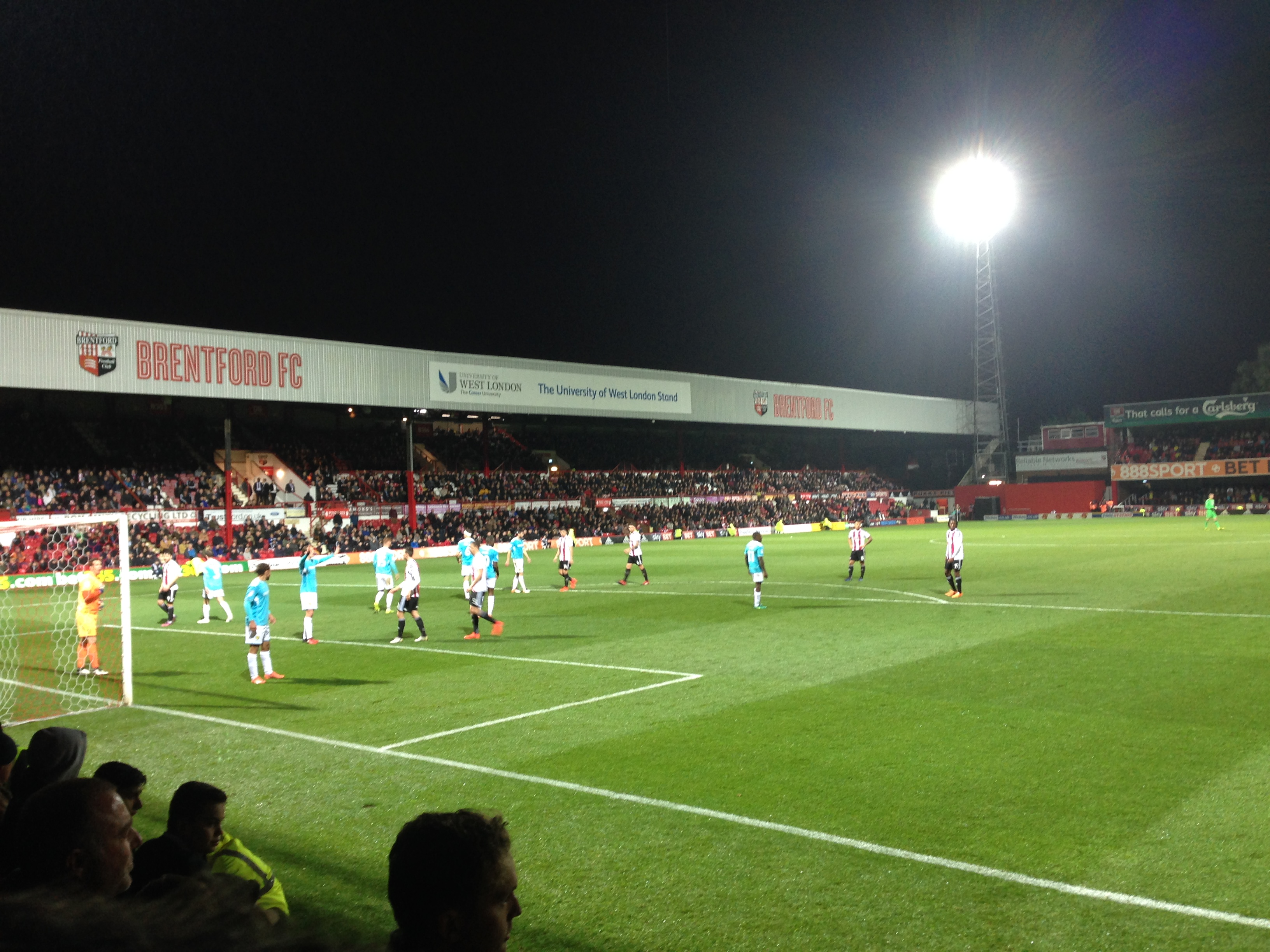 Brewers Droop But Bees Stop Rot – Brentford 2 Burton 1