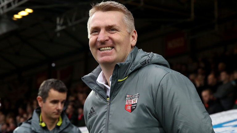 Dean Smith Talks About West Bromwich Albion Manager Rumours