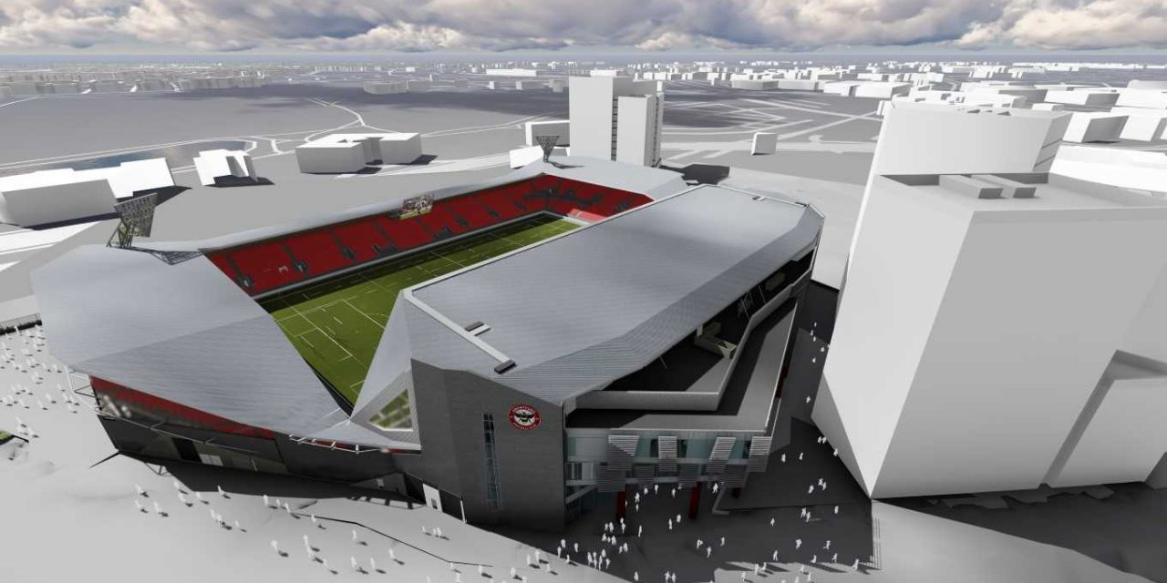 Benham Makes Personal Statement PLUS New Stadium Visuals