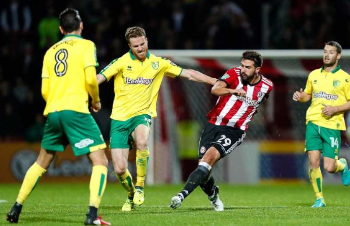 Norwich preview and pub guide: Can Brentford clip Canaries' wings?