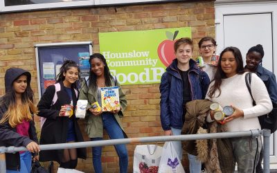 Brentford To Support Local Food Bank Schemes