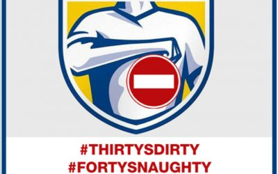 Leeds Won't Be Seeing My Money This Season. Forty's Naughty