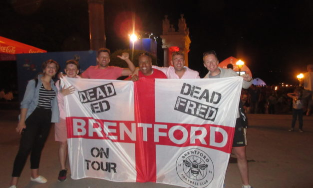 Beesotted in Russia Pt 3 – No Flies on England. Tunisian Mission Accomplished