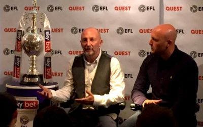 Ian Holloway Talks Brentford Scouting & Leeds Dark Horses