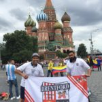 Beesotted in Russia. Part 5: Moscow Calling