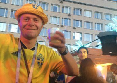 Swedes in Art & Fact, Samara
