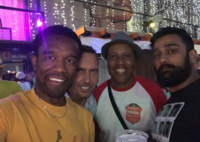 Bees crew (and Arsenal), Samara
